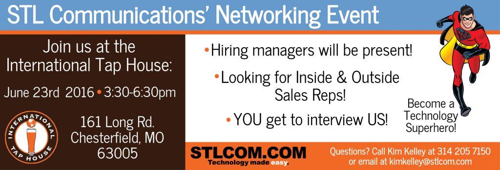 networking event LinkedIn